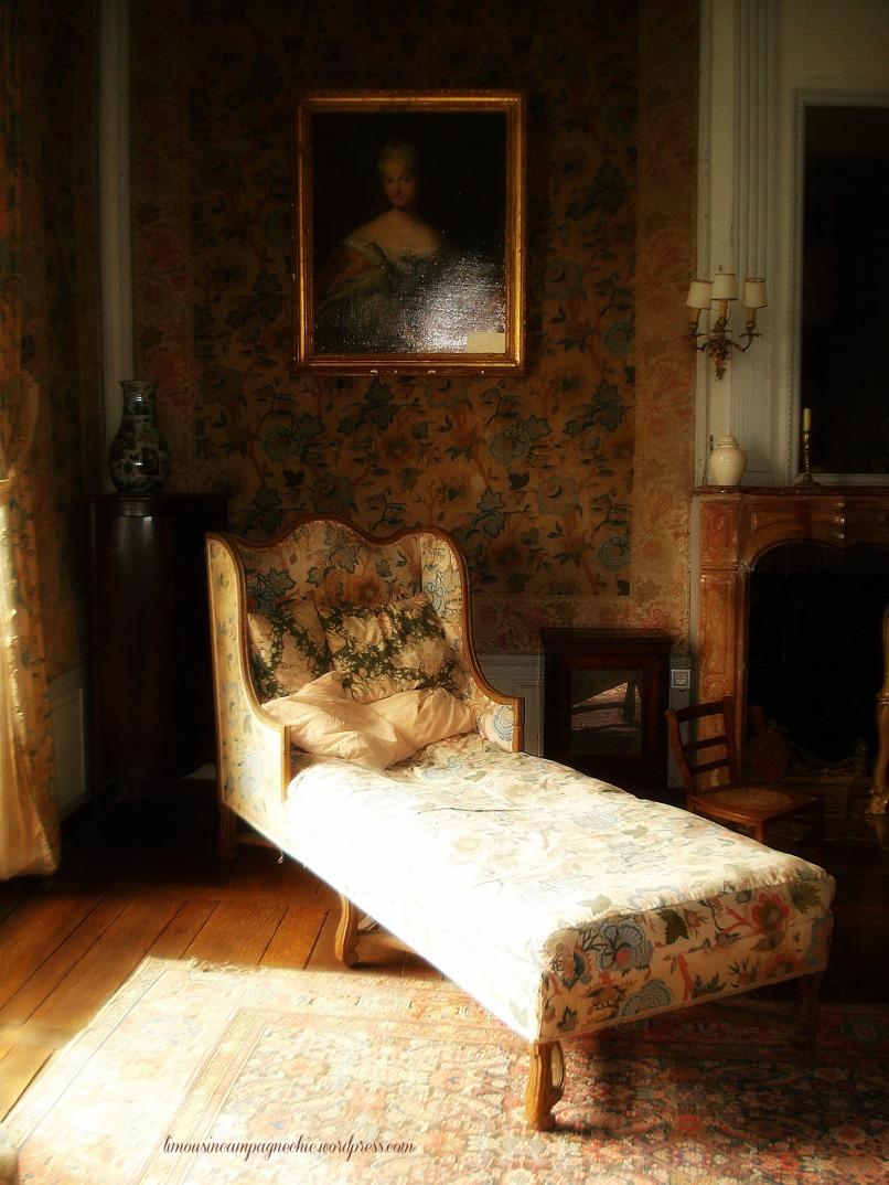 Chambre romantique - Romantic bedroom