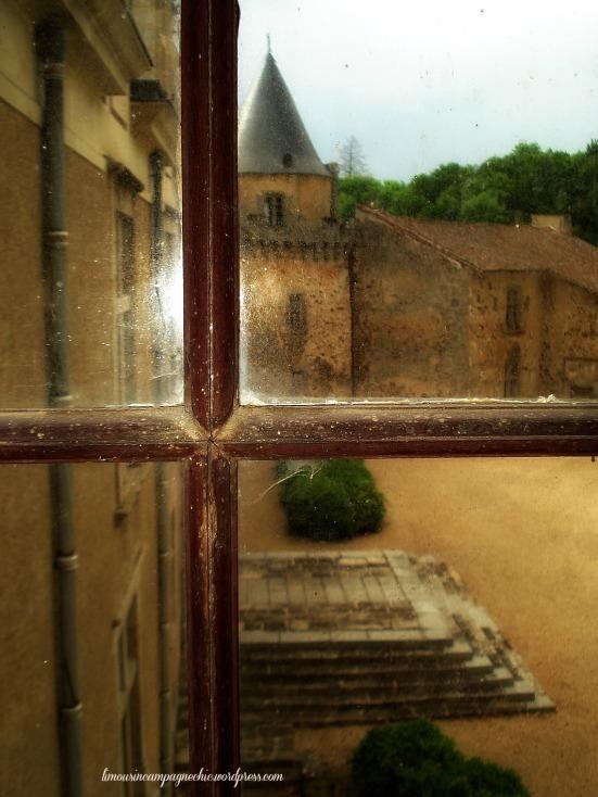 Intérieur Chateau du Fraisse