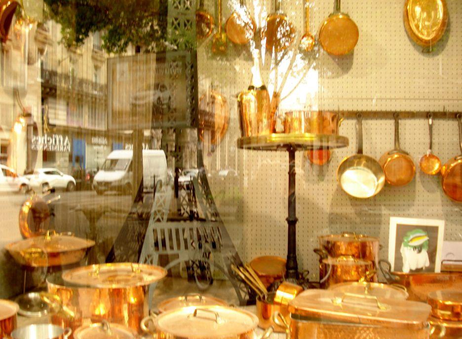 Casserole en cuivre - Copper pans
