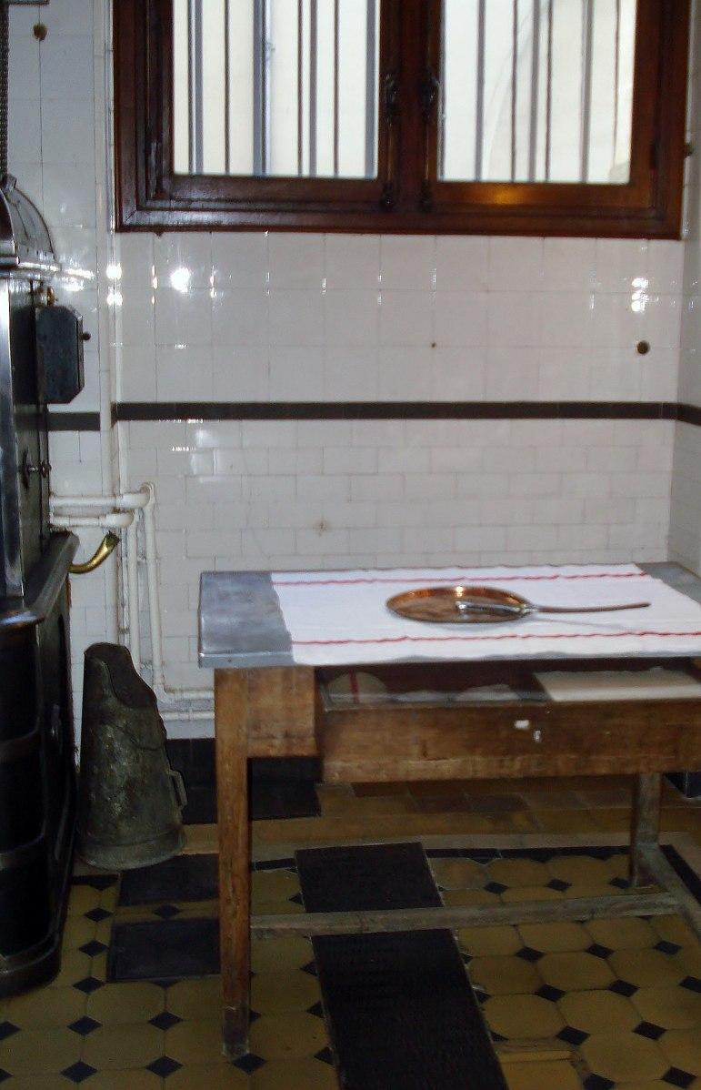 cuisine rustique