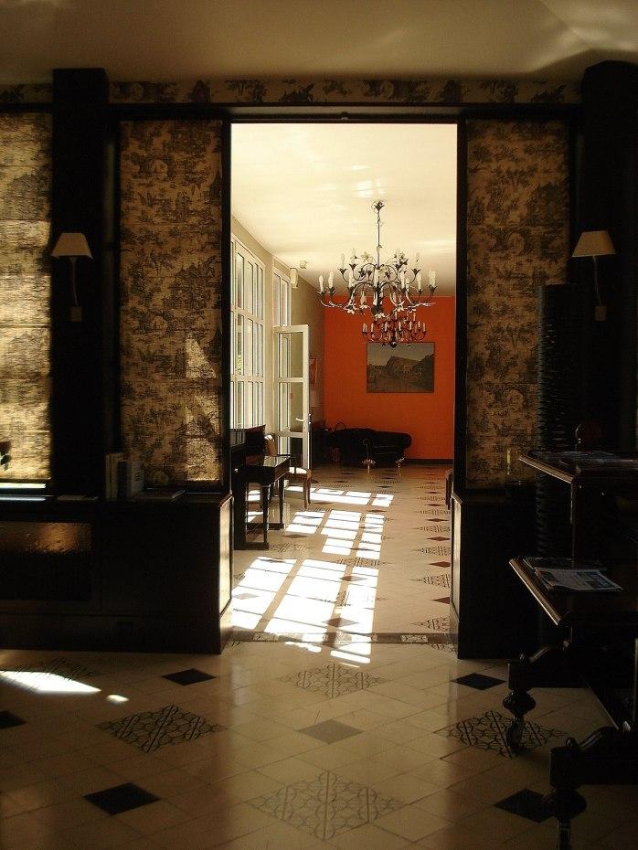 Restaurant luxe Limoges La Chapelle Saint-Martin
