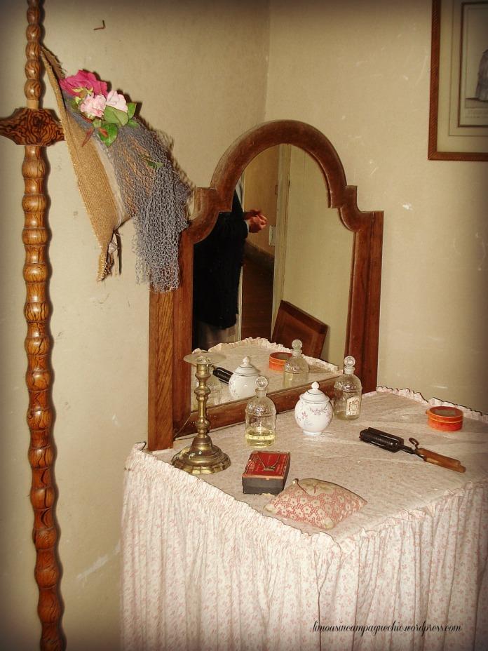 Chateau du Fraisse salle de bain