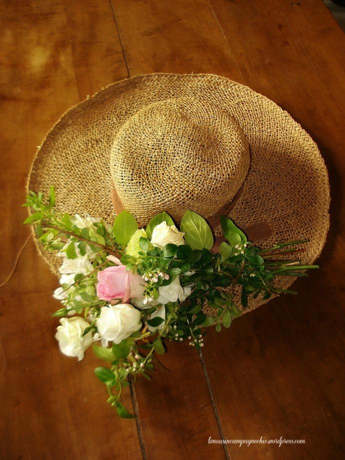 Chapeau bucolique LD