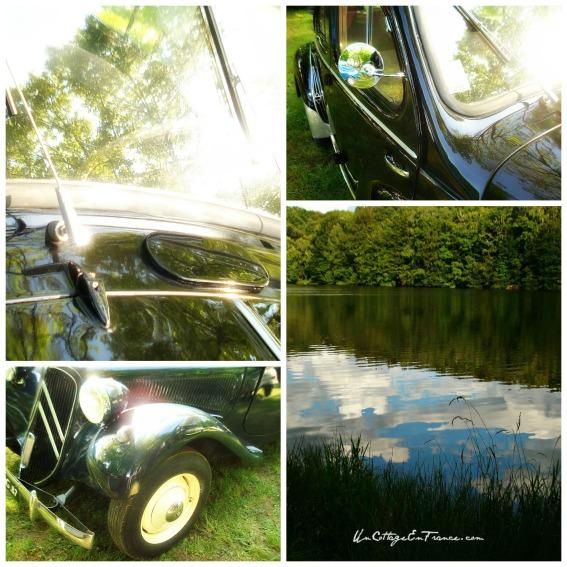 Excursion au Lac de Saint-Pardoux