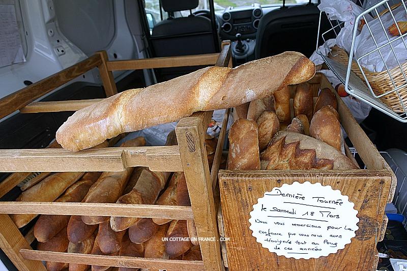 Tournee du pain dans les villages, blog vivre a la campagne 1