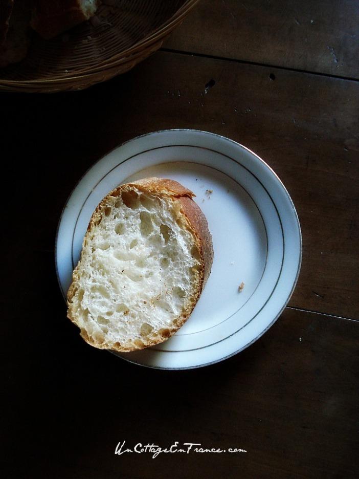 Un Cottage En France - La tranche de pain