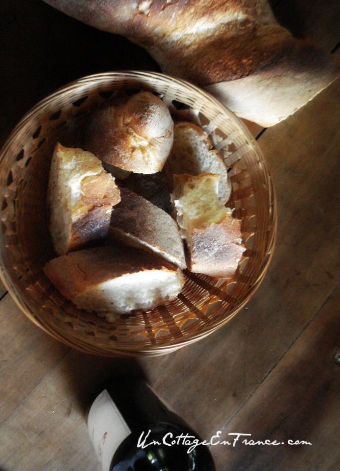 Un Cottage En France - Le pain Limousin