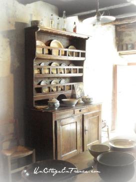 Un Cottage en France - Montrol Senard cuisine de ferme
