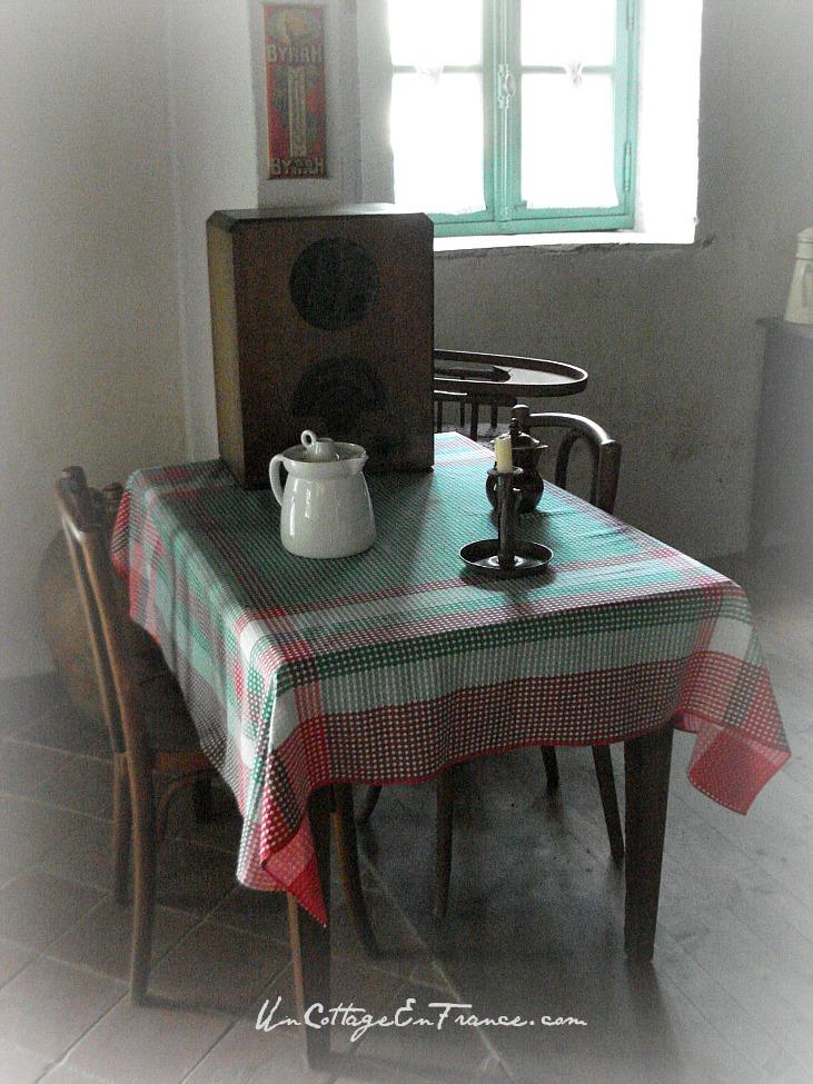 La vieille radio - The old radio
