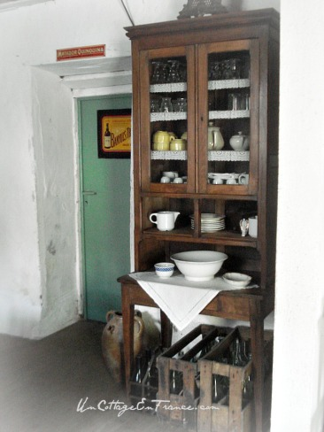 Country kitchen in France - Un Cottage en France