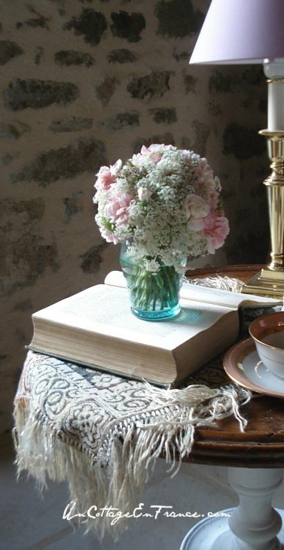 Oeillets et fleurs des champs - Carnations and field flowers