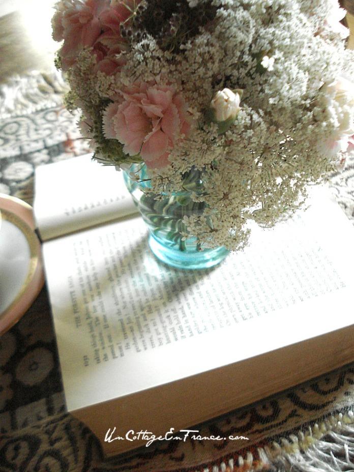 Le bouquet romantique - UnCottageEnFrance.com