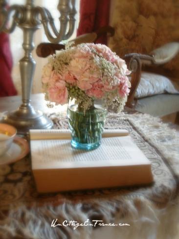 Le bouquet shabby