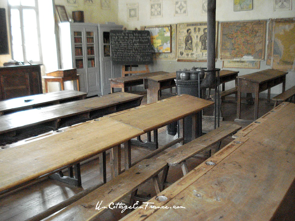 Musée Nostagle Rurale de Montrol Sénard
