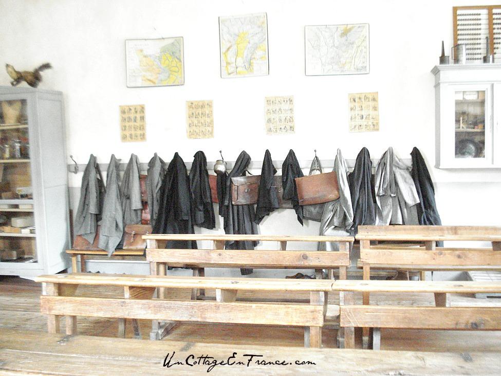 Les blouses - Ecole de Montrol Senard