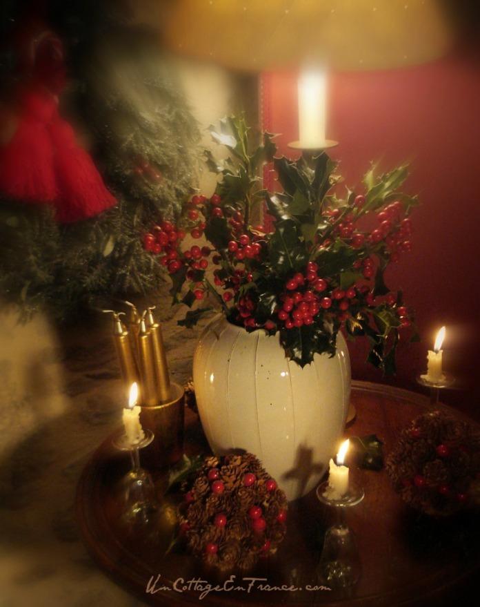 Houx de Noel 3 - Un Cottage En France