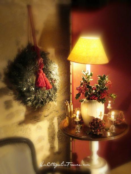 Le houx de Noel 4 - Un Cottage En France