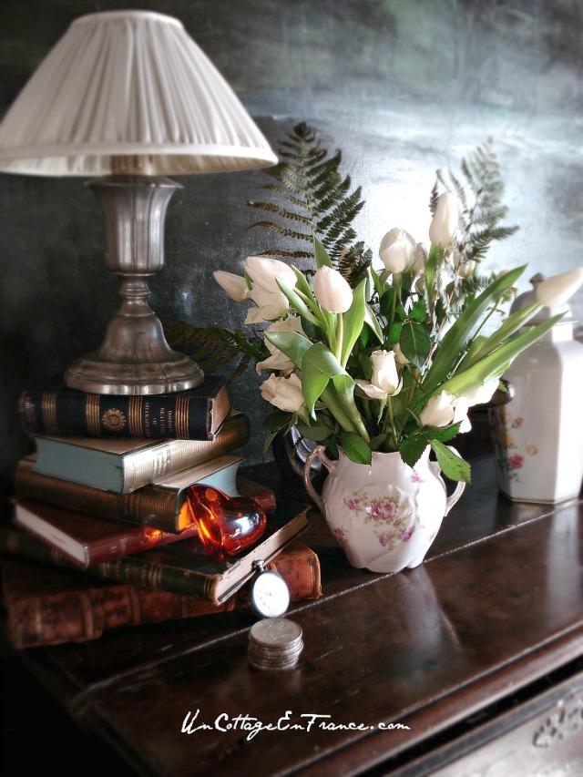 Bouquet bucolique d'hiver au cottage 2