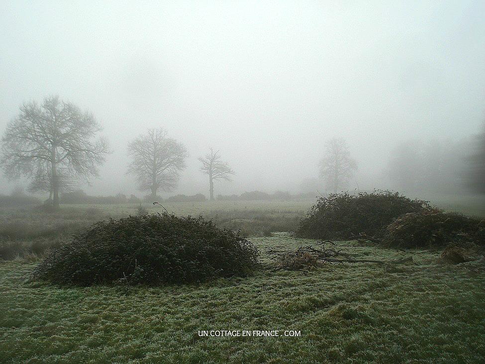 Randonnée en Limousin en janvier 1 02