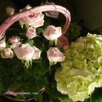 Un coup de frais en ROSE & BLANC (A WHITE & PINK fresh blow)