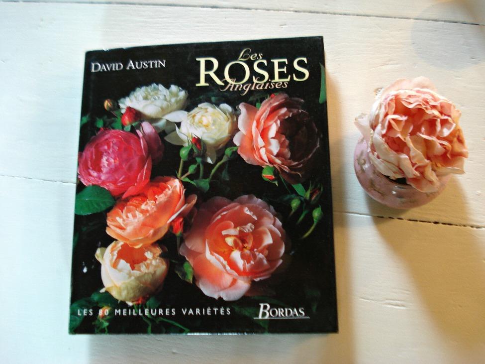 David Austin, livre Les Roses Anglaises