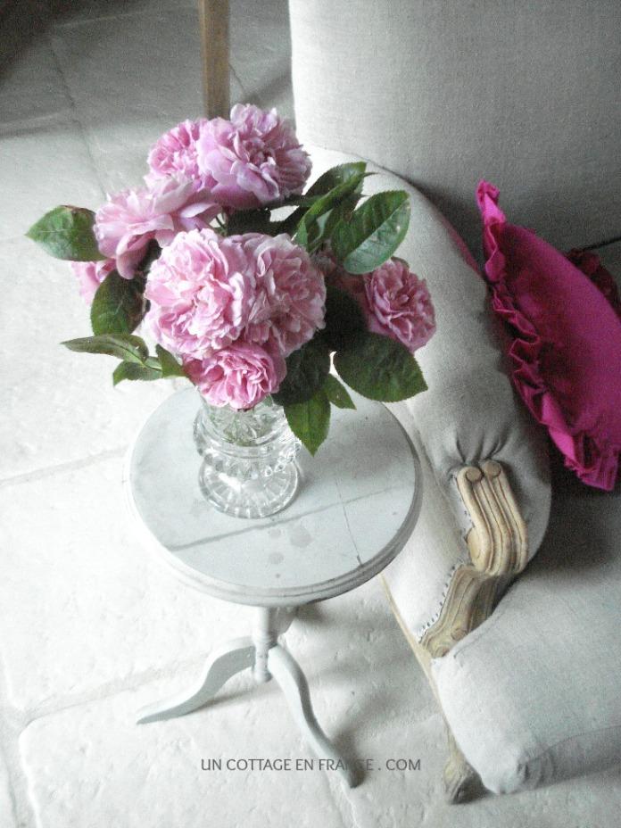 [Bouquet de roses David Austin
