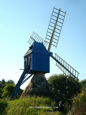 Le moulin bleu 1