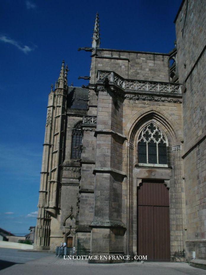 Cathedrale Saint Etienne de Limoges