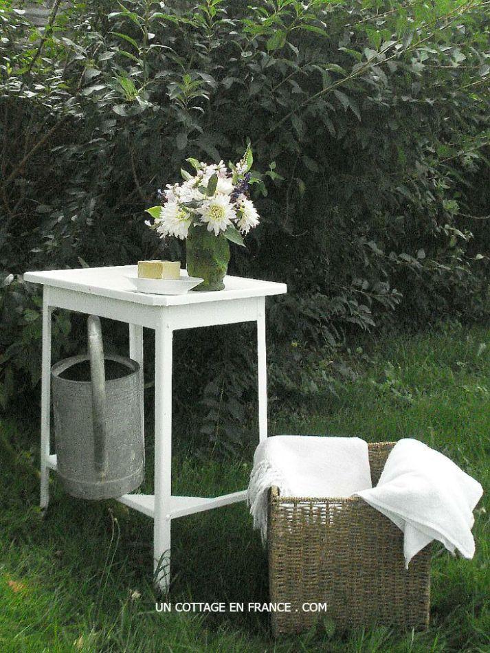 Douche de jardin pour faire face a la canicule 4