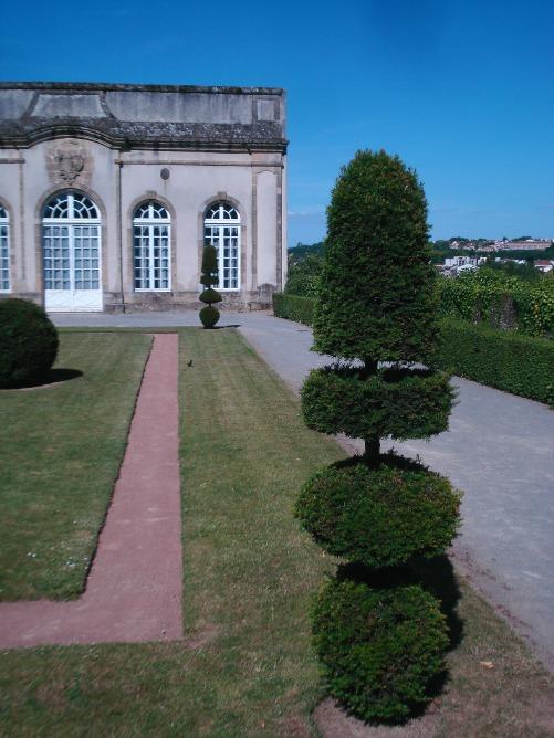 Jardins de l'Evêché de Limoges