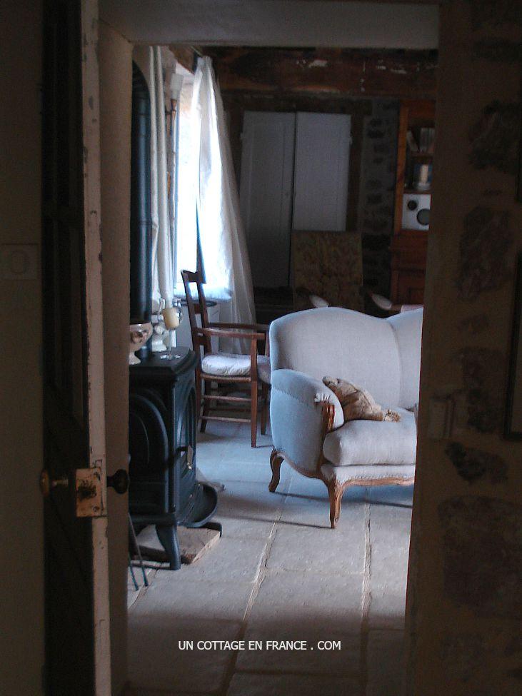 La porte du cottage