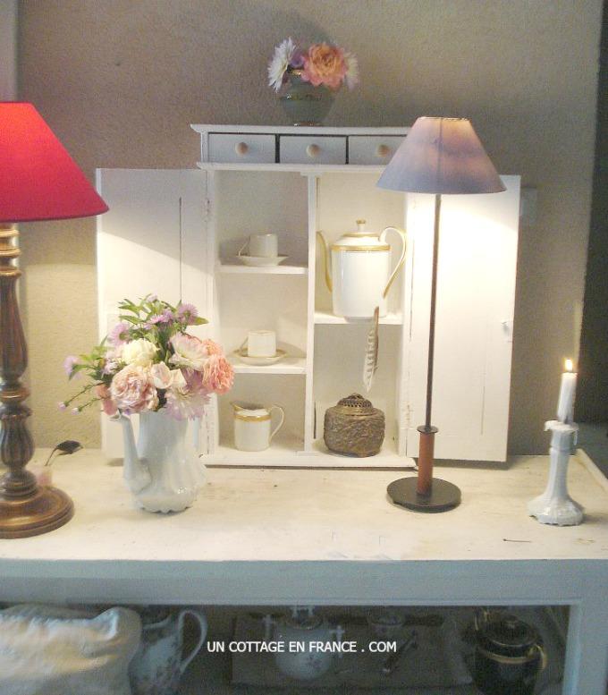 blog décoration romantique, campagne chic
