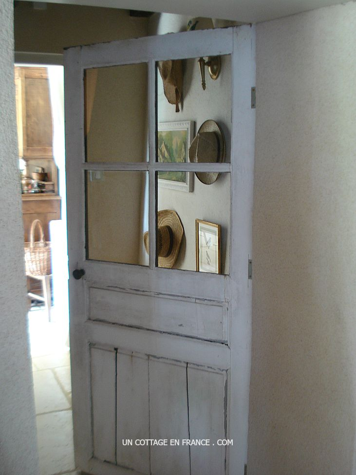 Porte cottage, campagne chic, country chic
