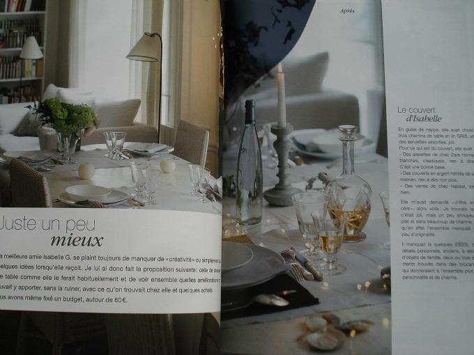 « Recevoir Simple U0026 Chic » : Un Livre Campagne Chic | U0027Simple U0026 Chic Table  Arrangementsu0027: A Country Chic Book U2013 Un Cottage En France