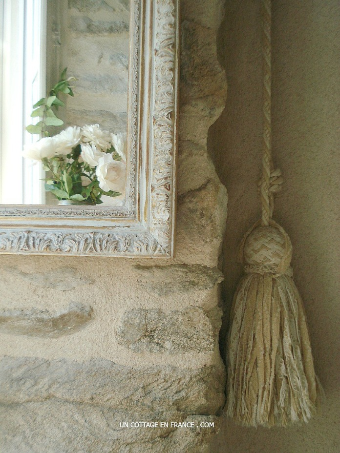 Le cadre shabby chic