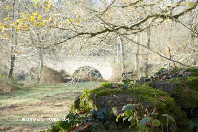 Le pont de la Gartempe Blanzac
