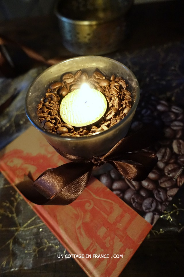 Senteurs des fêtes -le Café