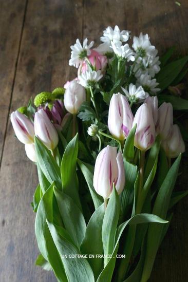 bouquet cottage de la saint valentin 1