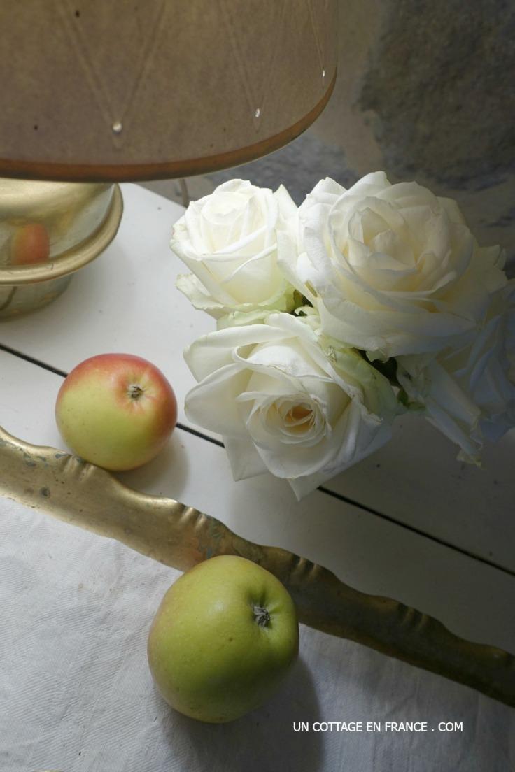 decoration romantique, french cintage interior