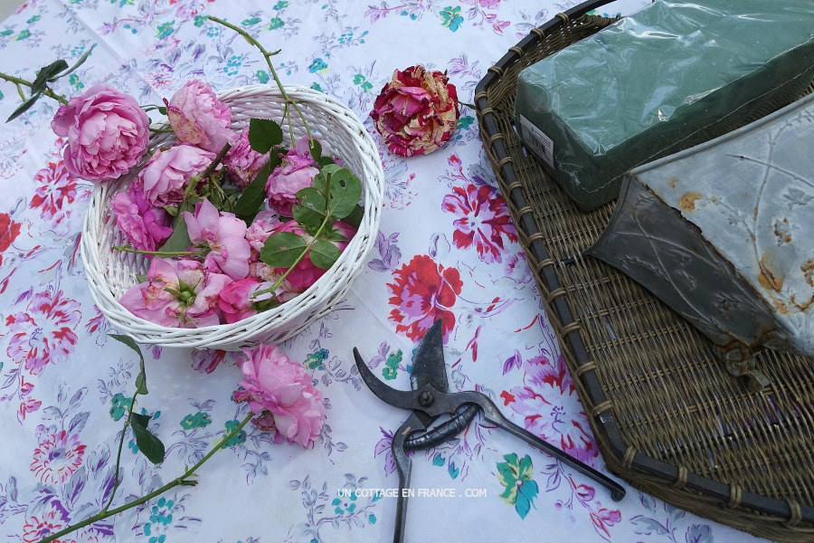 Roses de mai shabby chic, blog shabby chic rustique chic