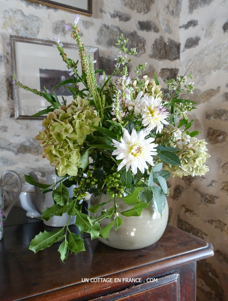 Blog campagne décoration Limousin chateau de fromental