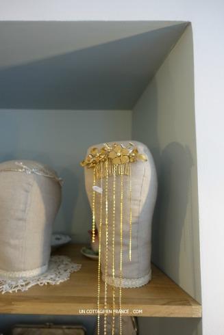bijoux mariage romantique Haute-vienne