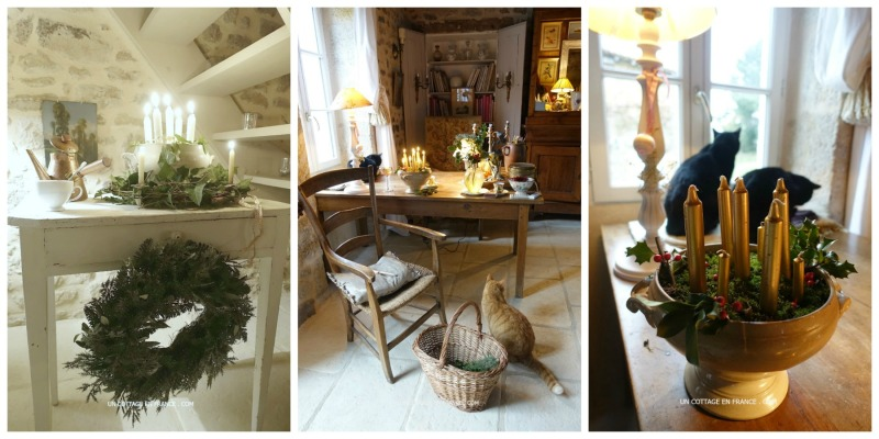 bougies-de-noel-au-cottage-blog-decoration-maison-romantique-un-cottage-en-france