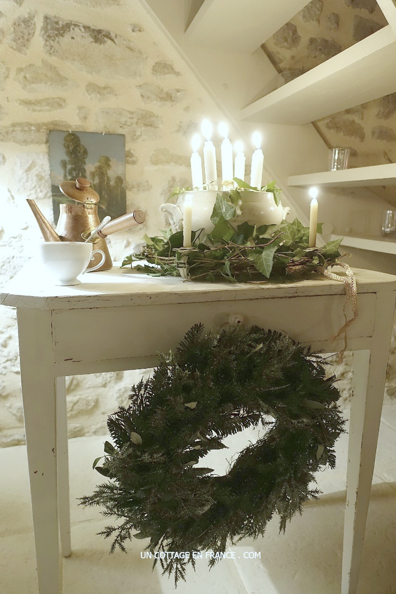 bougies-de-noel-et-soupieres-christmas-candels-and-tureens