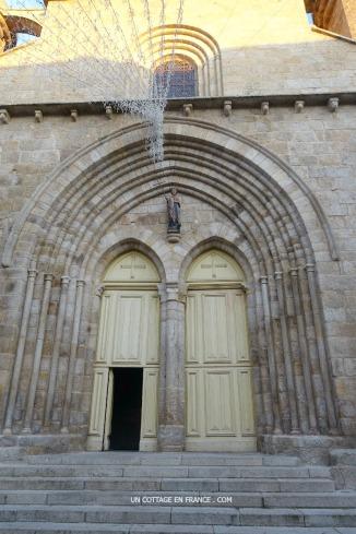 Collégiale Saint Junien