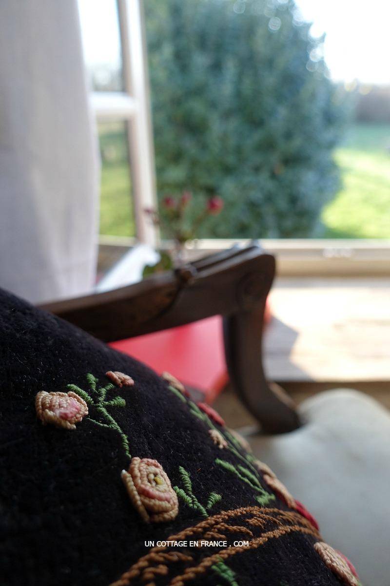 Ambiance cottage bohème aujourd'hui (Bohemian cottage ambiance today)
