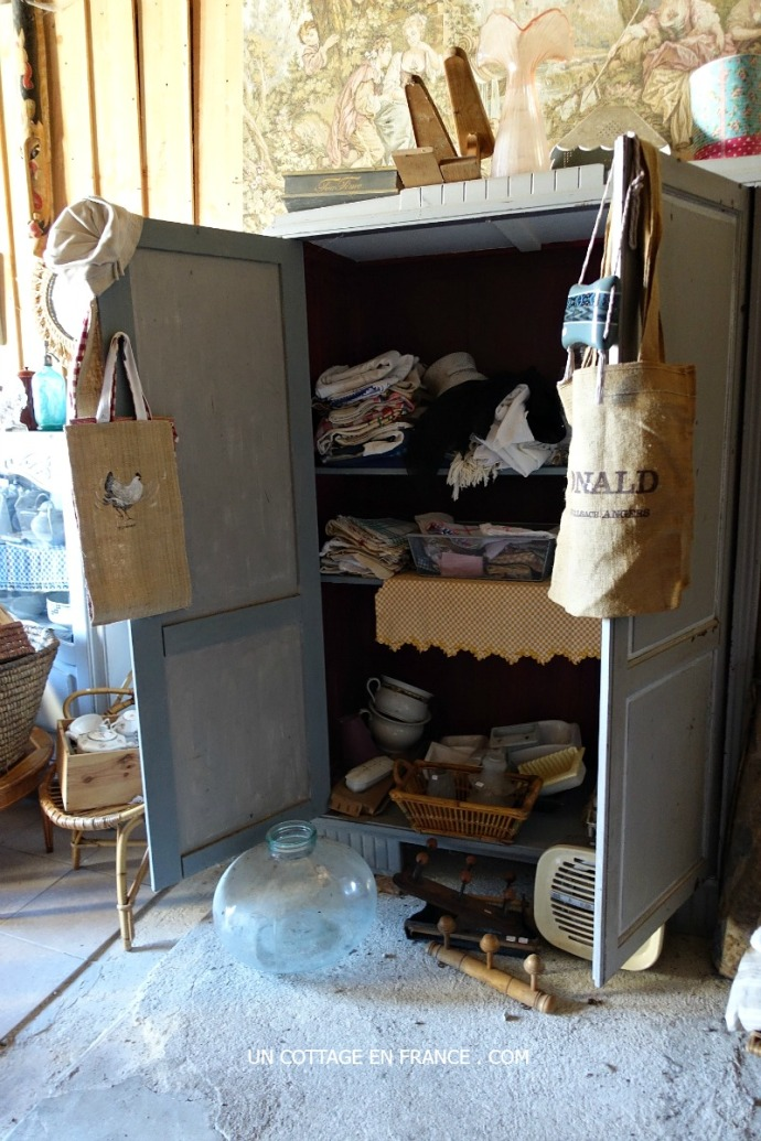 blog campagne chic Limousin french farm interior