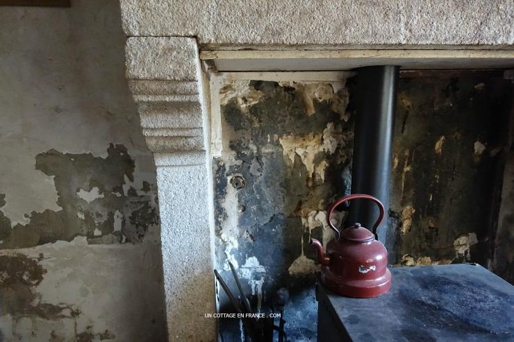 french vintage rustic interior brocante