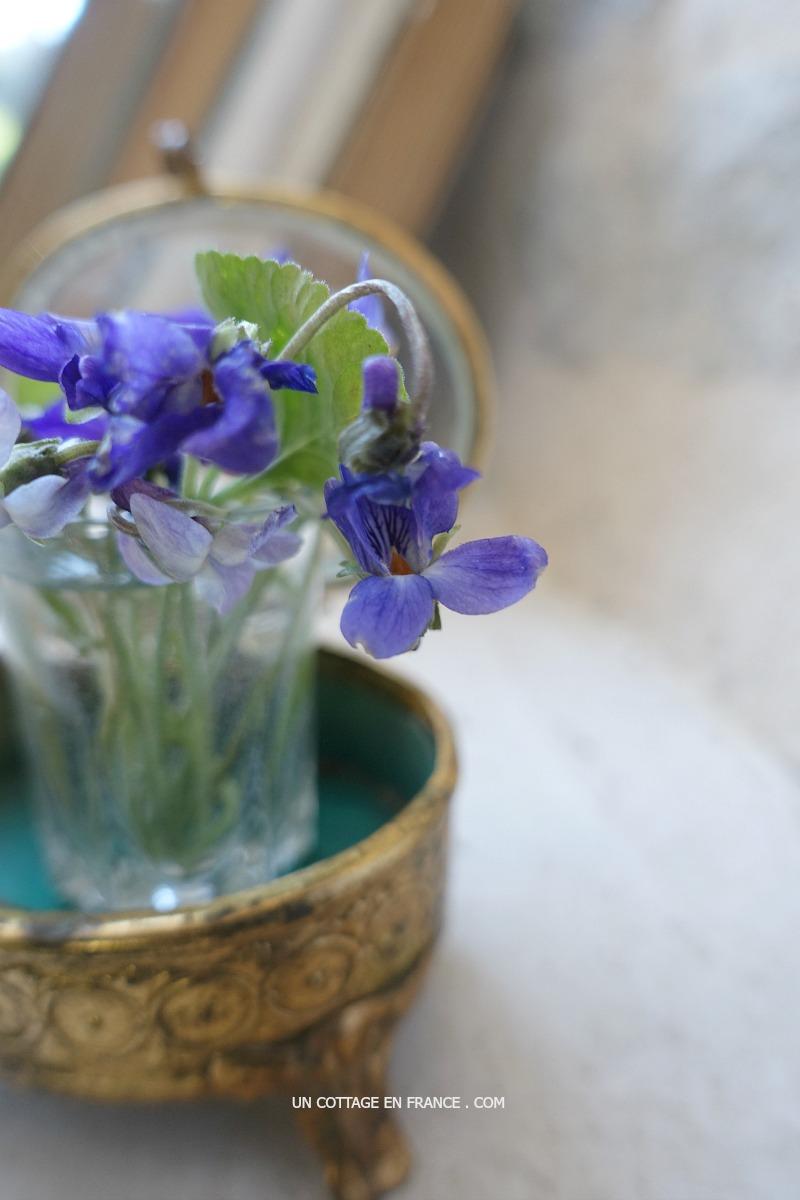 blog maison jardin, décoration romantique, french vintage interior cottage