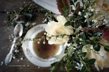 thé à l'anglaise cottage